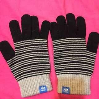 Adidas 保暖手套