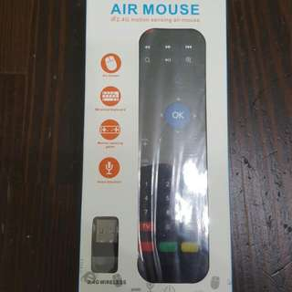 Mx3 Air Mouse Remote