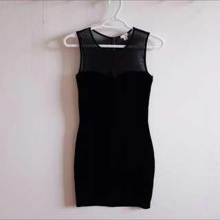 GARAGE Velvet Dress *New
