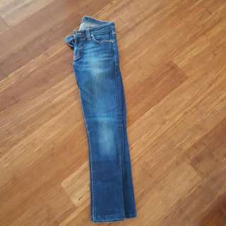 Nudie Tight Long John Size 28 Very Good Condition Postage $9 No Pick Up