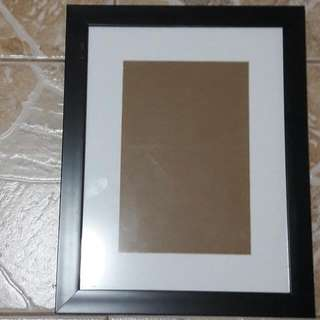 Repriced Black Picture Frames