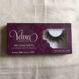 velour lashes