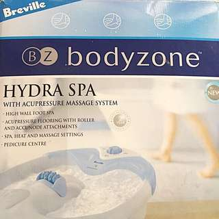 Hydra Foot Spa