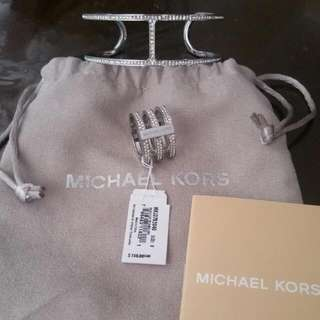 Michael Kors Bangle & Ring Set
