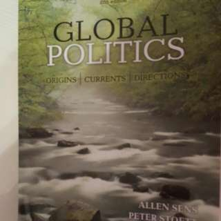 Global Politics Textbook