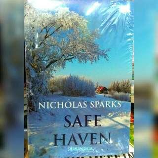 Novel Terjemahan: Safe Haven (Suaka Cinta) - Nicholas Sparks