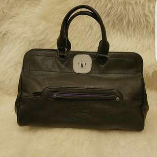 💝LONGCHAMP Leather Bag