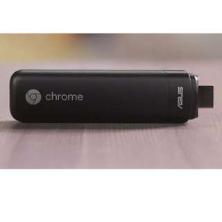 亂賣~  asus Chromebit cs10 電腦棒