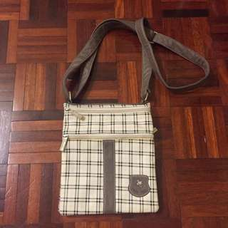 Authentic Swiss Polo Sling Bag