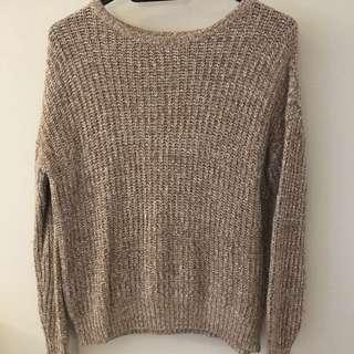 Aritzia TNA Knit Sweater