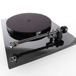 Rega Planar 1 Turntable Black