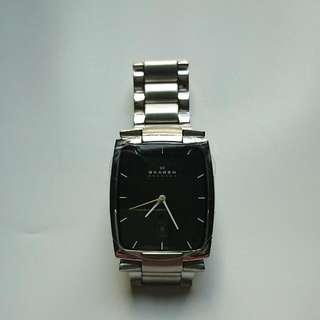 全新原裝Skagen鋼帶男裝手錶Watch SKW6046 Authentic Original