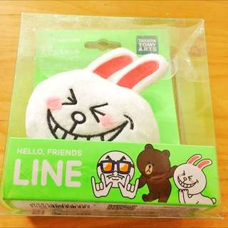 Line正版cony兔手機架