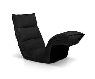 Lounge Sofa Chair - 375 Adjustable Angles – Black