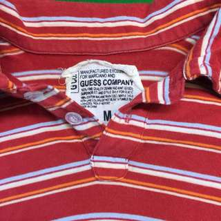 Guess Polo Size M