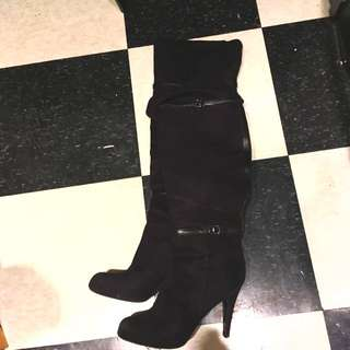 Aldo Size 8 High Boots-NEW PRICE