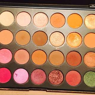Jaclyn hill X Morphe Palate Limited Edition