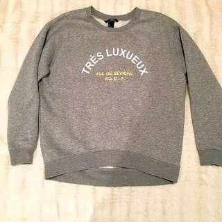 H&M Small Fashion Sweatshirt