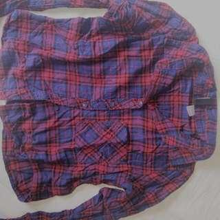 Cropped H&M Shirt
