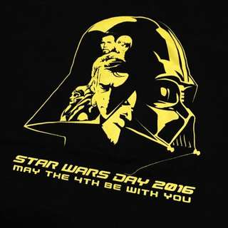 Star Wars Day 2016 Tee 'May The 4th'