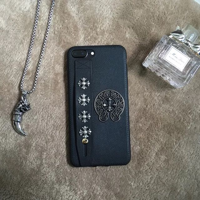 15c3bb533998 128 New Chrome Hearts Iphone 7 plus Cover  P.O