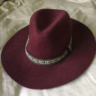 H & M Felt Hat