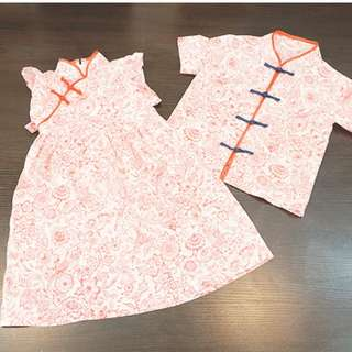 Sew your girl a little Cheongsam in 4 sessions!