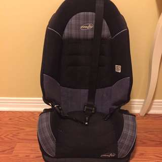 Evenfio Toddler Car Seat