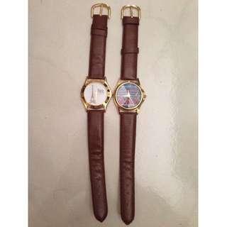 Paris & Tribal Watches