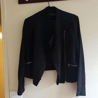 Ally Zip Up Jacket