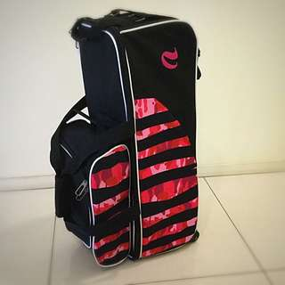 3-ball Bowling Bag