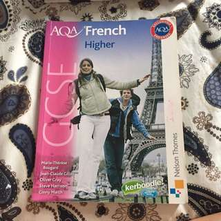 AQA French Higher