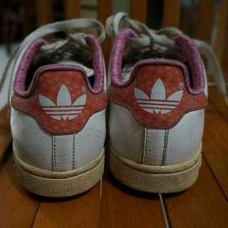 Adida 休閒鞋 25號(40)