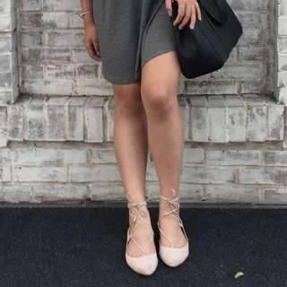 Steve Madden Lace-up Flats