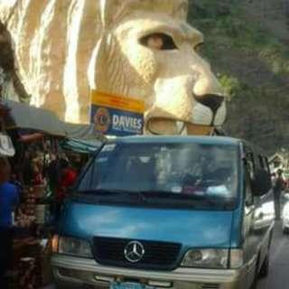 Van For Rent Manila To Baguio-Baler-Ilocos-Pagudpud