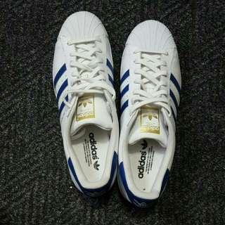 Adidas Superstars Size 12