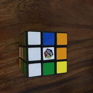 Authentic 3x3 Rubik's Cube