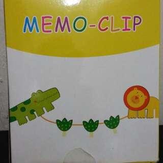 BN Memo Clip