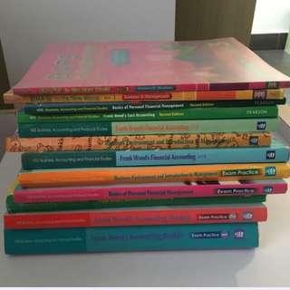 免費BAFS books + Free Notes