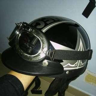 頭盔(西瓜皮)