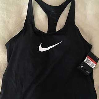 New NIKE workout top