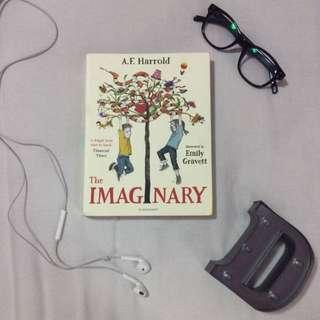 THE IMAGINARY, by A.F Harrold