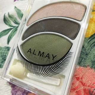 Almay Intense I-Color Bold Nudes 414 Trio for Greens