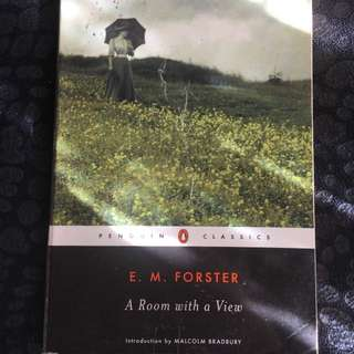 E.M Forster - A Room with a View