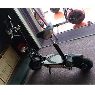 Electric Evo Scooter