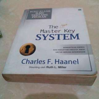 Master Key System - Buku Motivasi