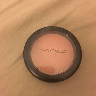 MAC Matte Blush- Colour mocha