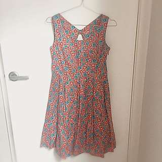 Jigsaw Floral Dress