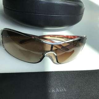 Authentic Pre-owned Prada Sunglasses SPR 53H $60
