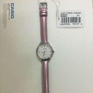 Enticer Ladies Casio watch pink Price Drop Xmas Best Gift
